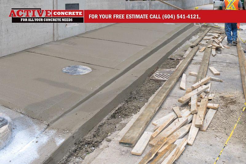 Concrete Driveway Specialist Active Concrete Ltd